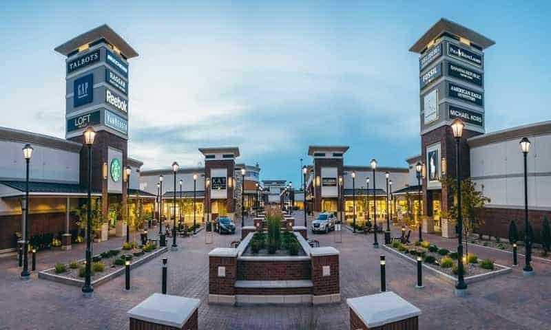 79d1b44ed Twin Cities Premium Outlets Eagan MN - Leverson Budke